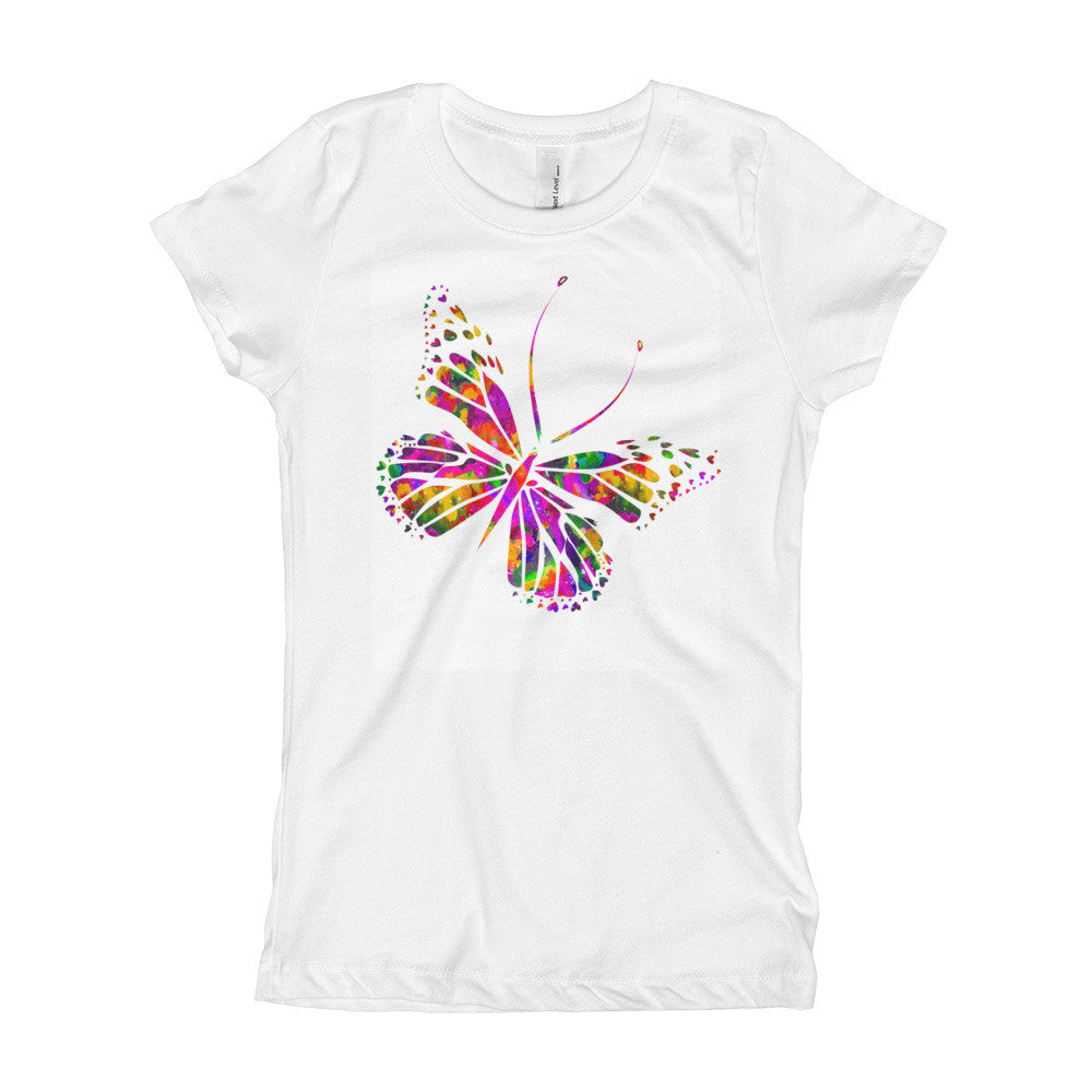 Butterfly Queen Girl's T-Shirt