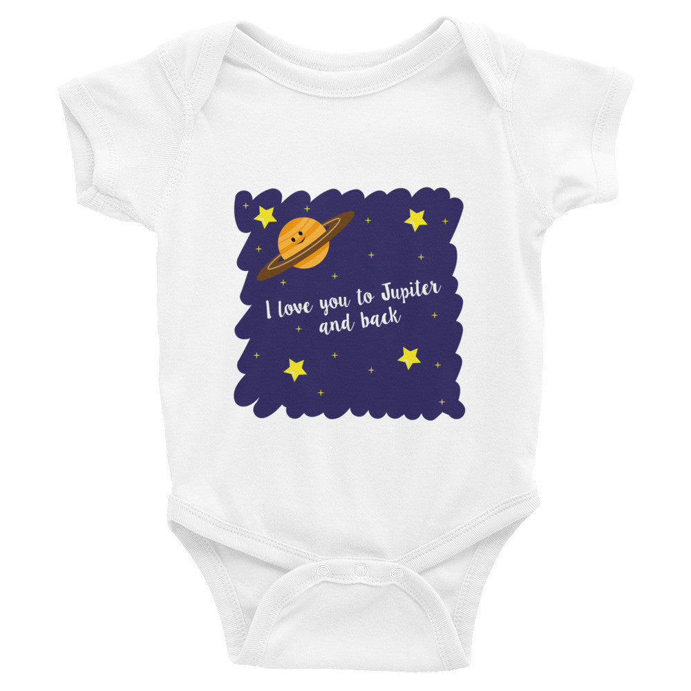 Jupiter Infant one-piece