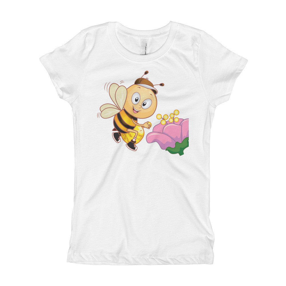 Bee Princess Girl's T-Shirt