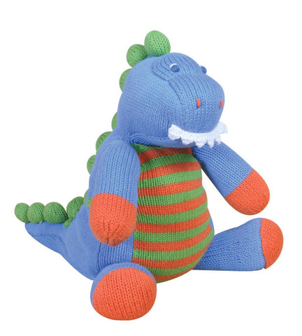 Safe and Cuddly Dinosaur Plush Toy for Babies