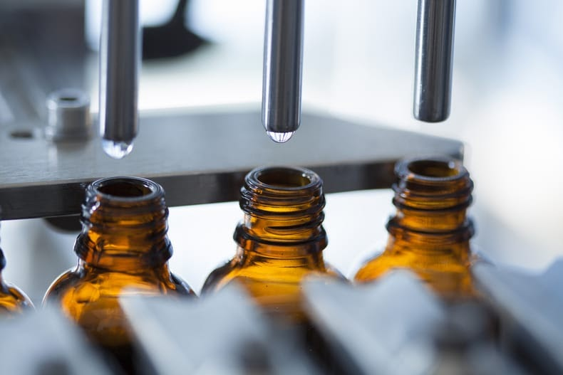 How is e-juice made?