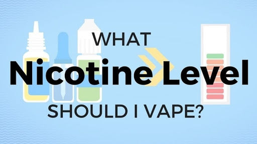 Know your nicotine level
