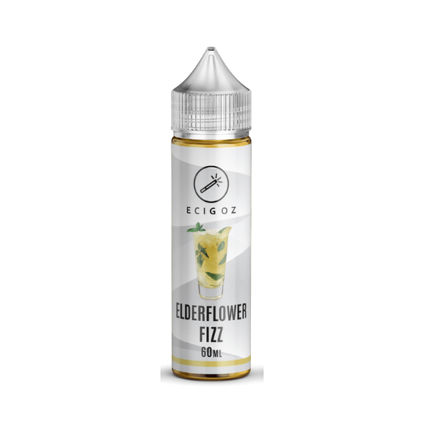 Elderflower Fizz Vape Juice - ECigOz
