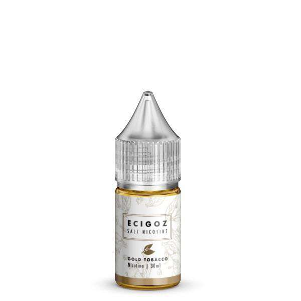 Nicotine E Liquid with Gold Tobacco taste supplied to Australia
