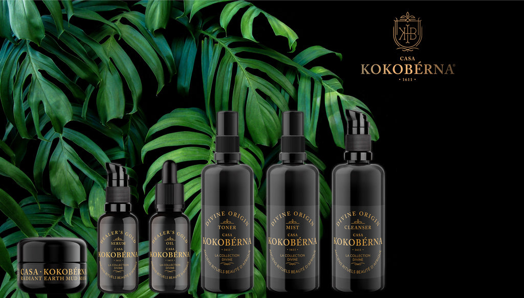 kokoberna healing plant oils for skin
