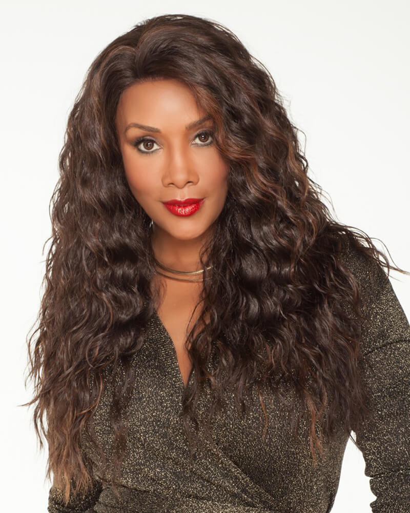 Wave Curly Full Synthetic Wig