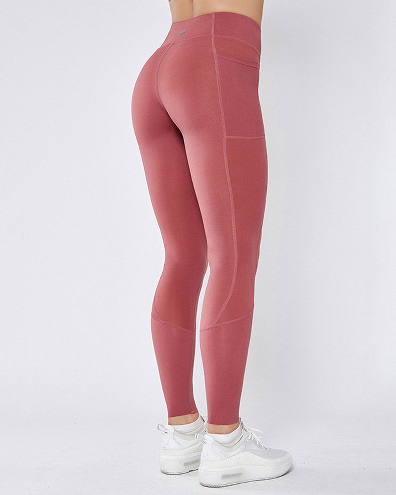 Yoga Pants Workout Leggings With Pocket