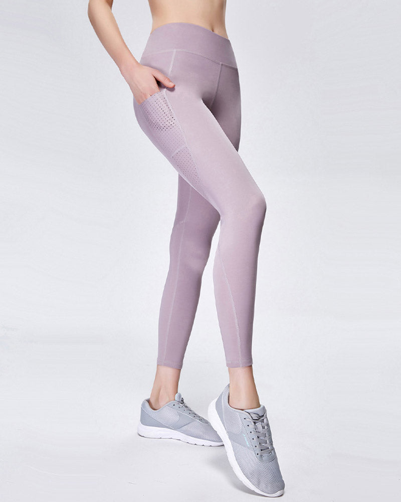 Pants Workout Leggings With Pocket