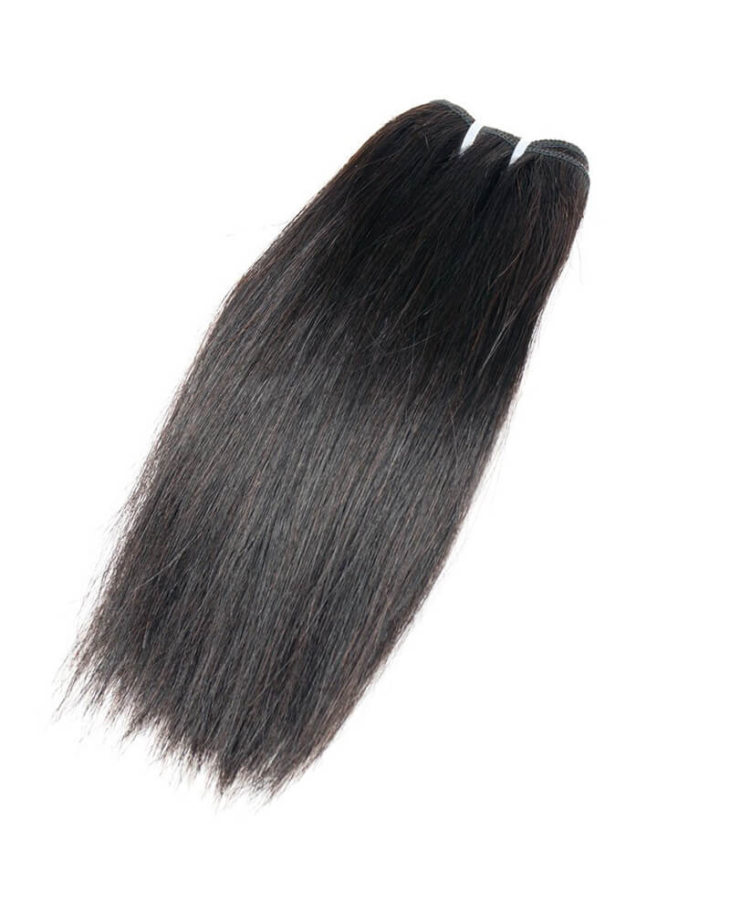 Natual Color Straight Hair Bundles