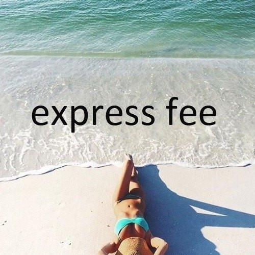 Sunygal Express Fee