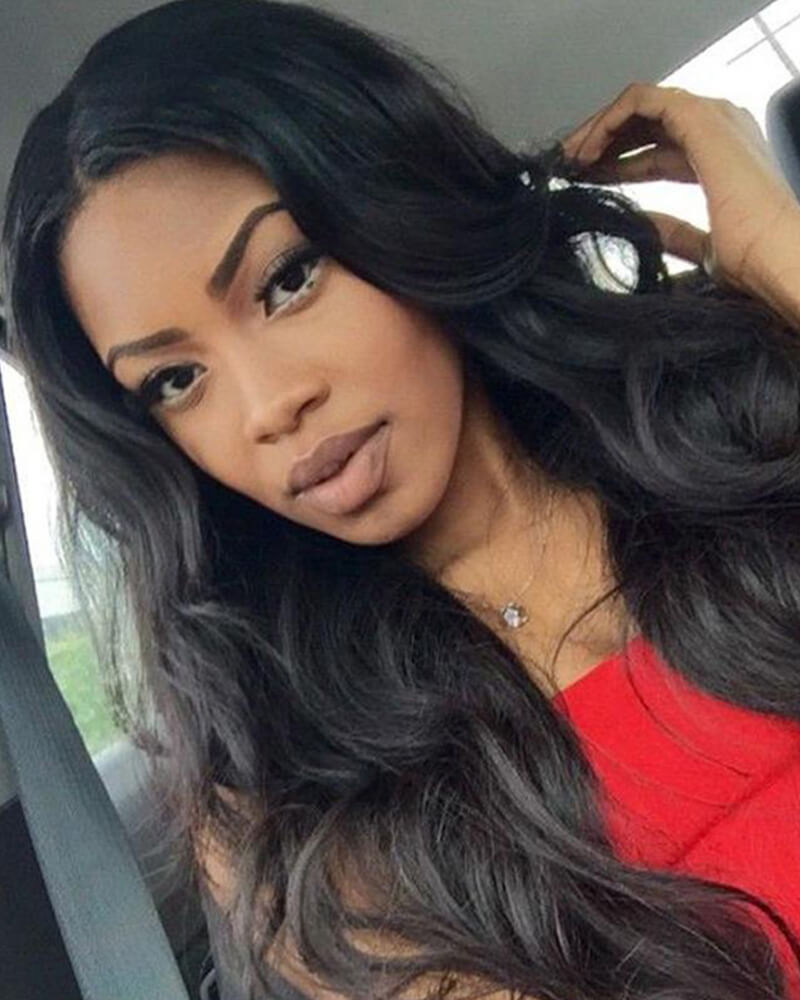 Full Lace Wave Long Wig