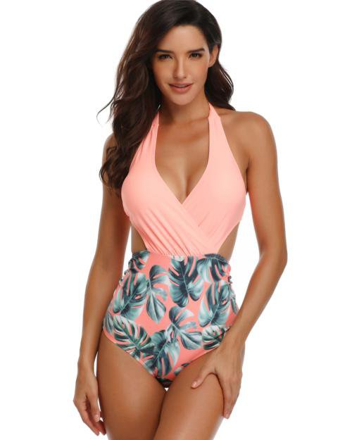 Floral Cove One-Piece Swimsuit