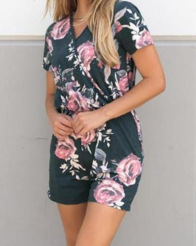 Women's Party Clubwear Romper