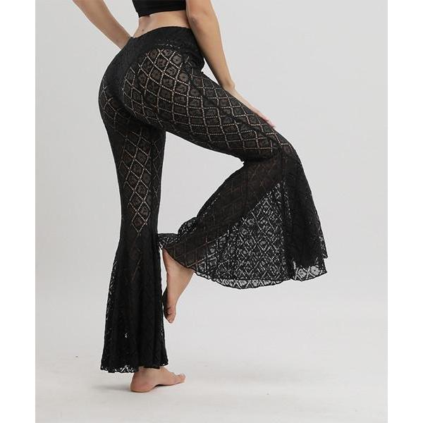 Sunygal  Lace Cover-ups Beach Pants
