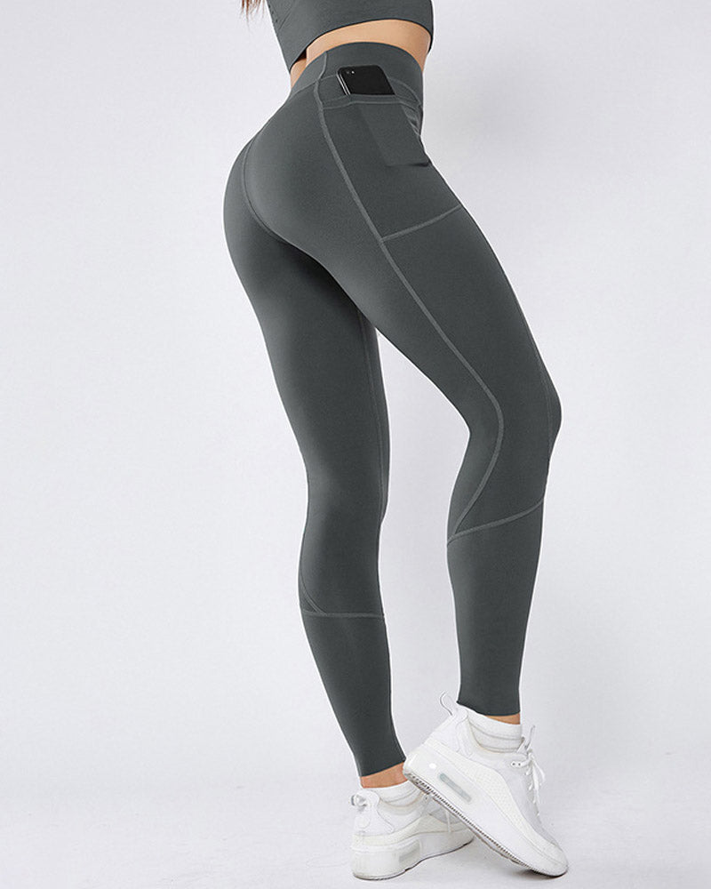 Hip Lifting Yoga Pants Workout Leggings
