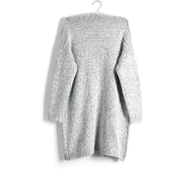 Classical Pockets Casual Knitted Cardigan Sweater