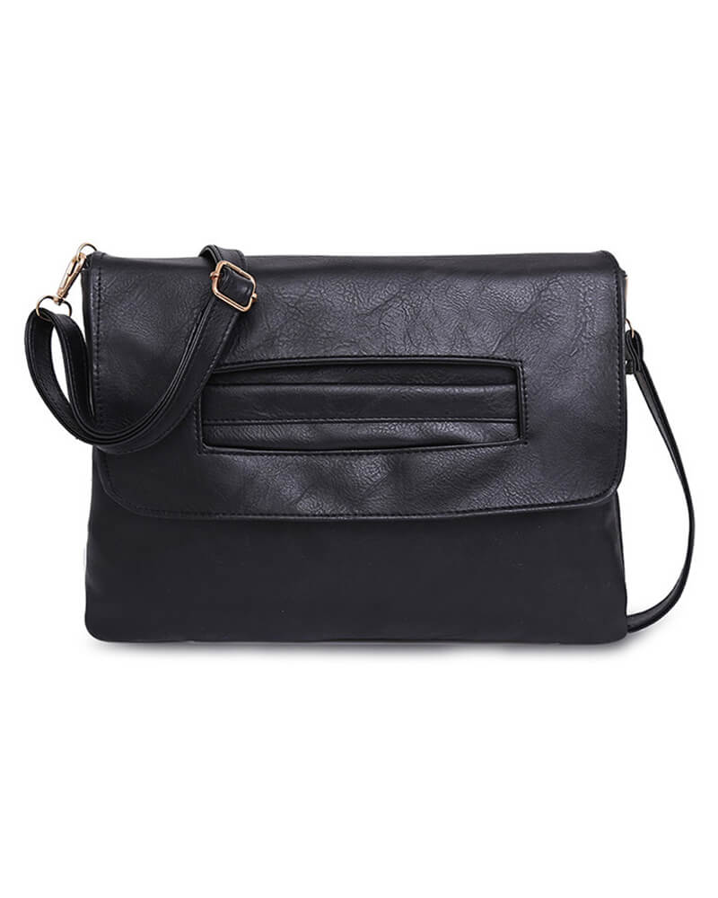 PU Leather Mini Shoulder Crossbody Bag