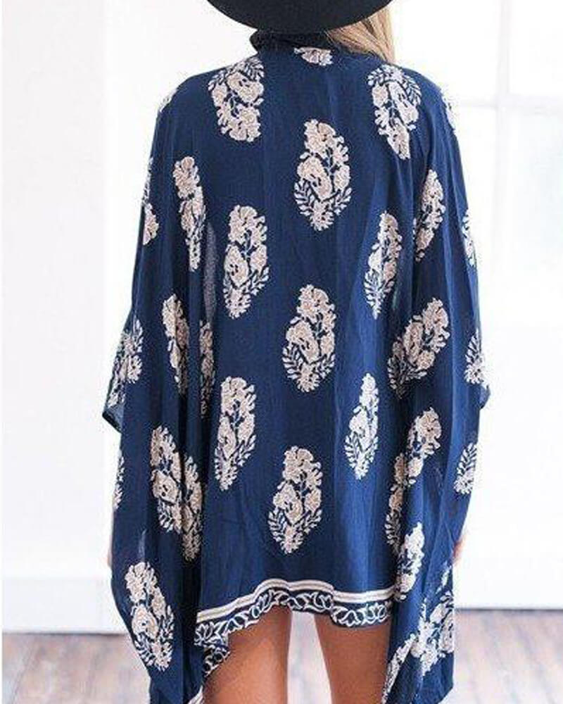 Loose pattern Design Cover-up