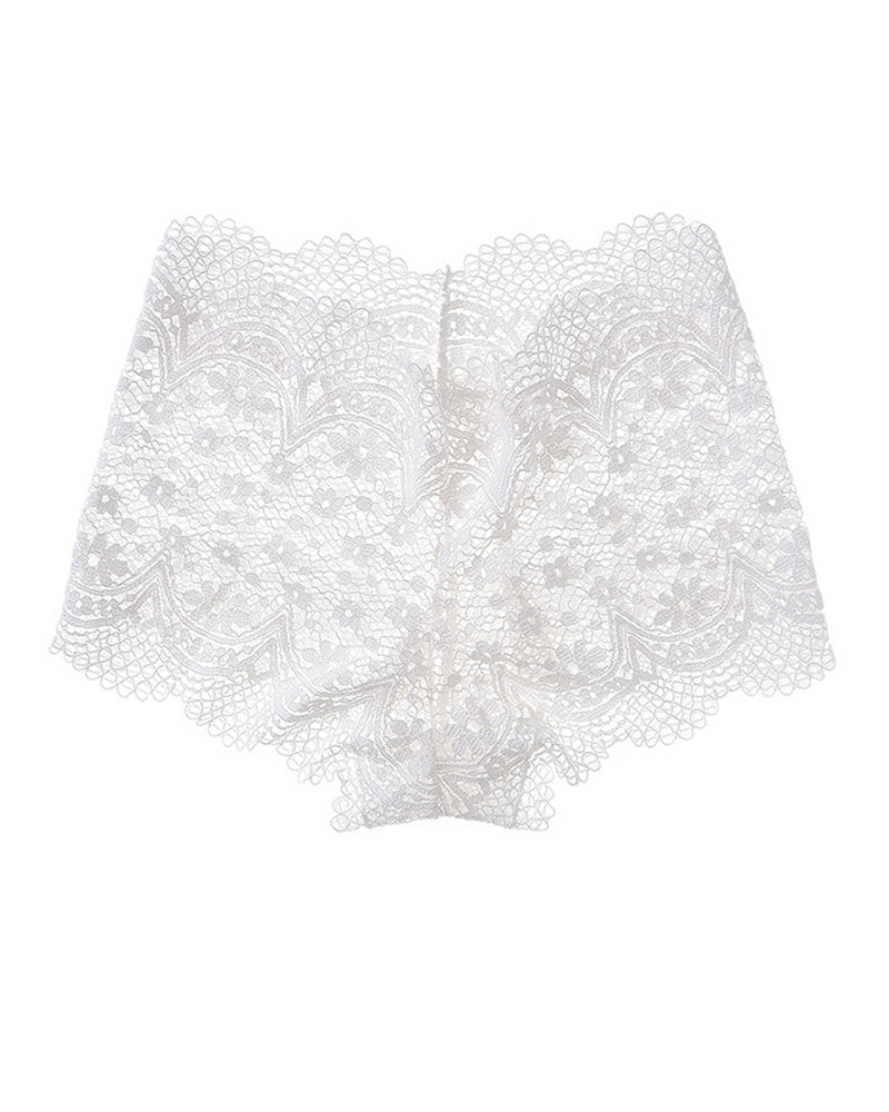 Half-Arm Lace Panties
