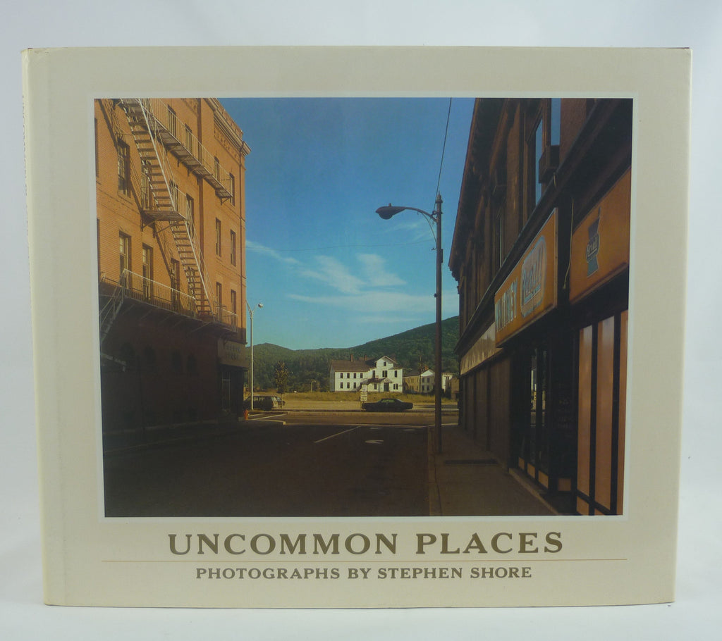 Uncommon Places - Photography by Stephen Shore