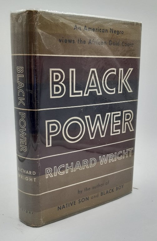 Black Power. A Record of Reactions in a Land of Pathos