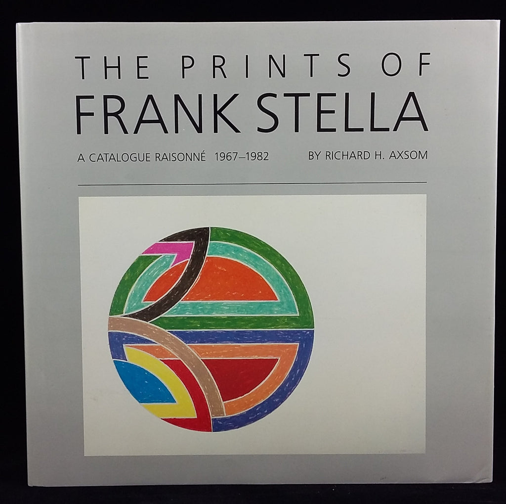 The Prints of Frank Stella