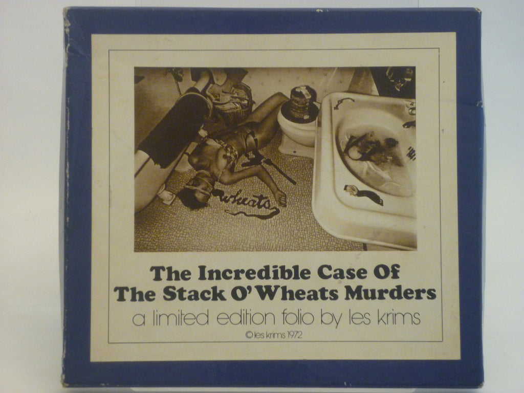 The Incredible Case of the Stack O'Wheats Murders