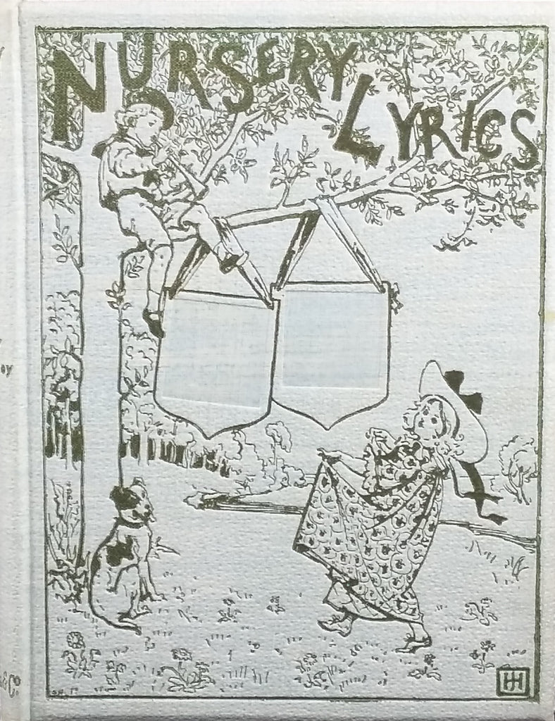Nursery Lyrics. With Illustrations by G.P. Jacomb Hood.