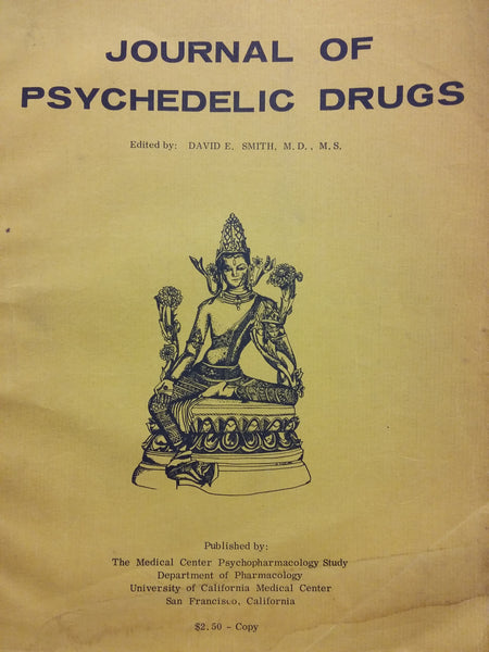 Journal of Psychedelic Drugs. Volume 1 - issue 1 (Summer) 1967