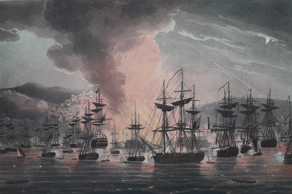 The Naval Achievements of Great Britain from the Year 1793 to 1817