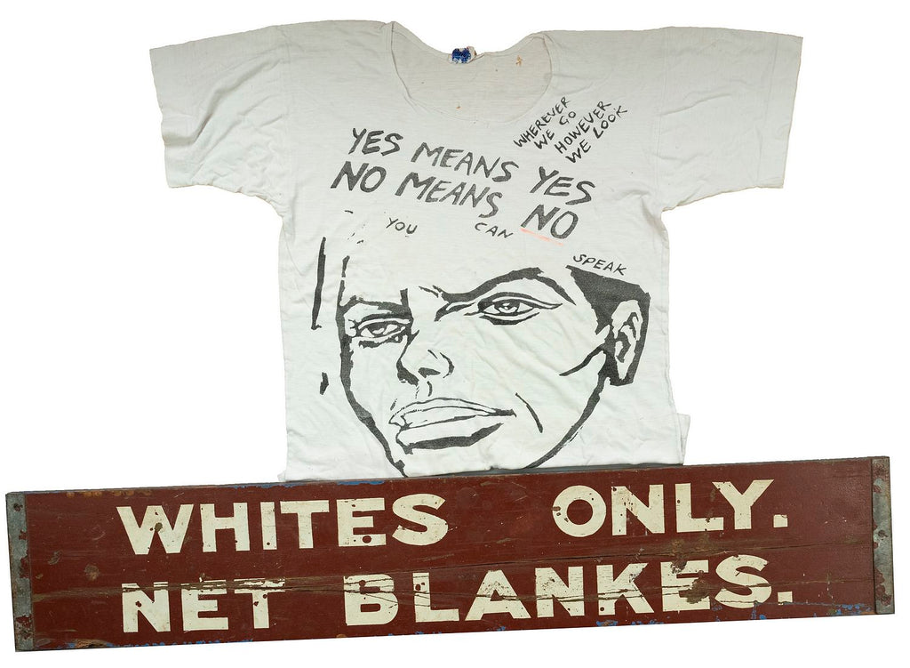 Whites Only/ Net Blankes