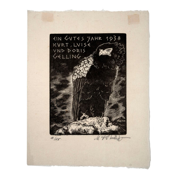 An archive of etchings and woodcuts