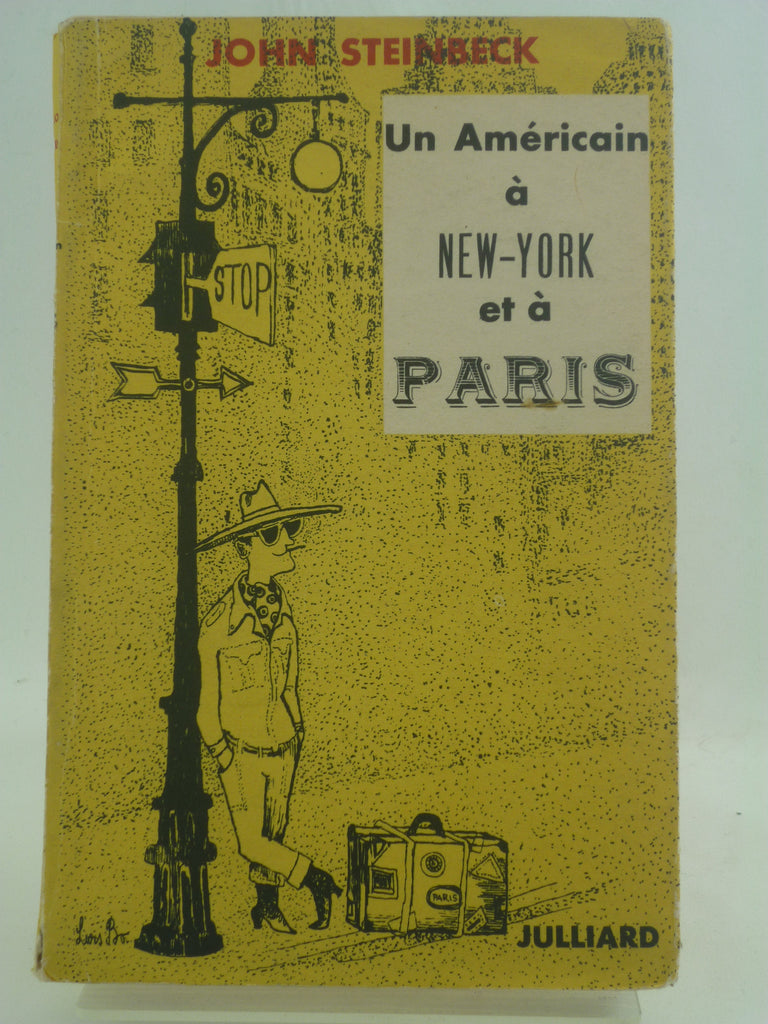 Un Americain à New-York et à Paris