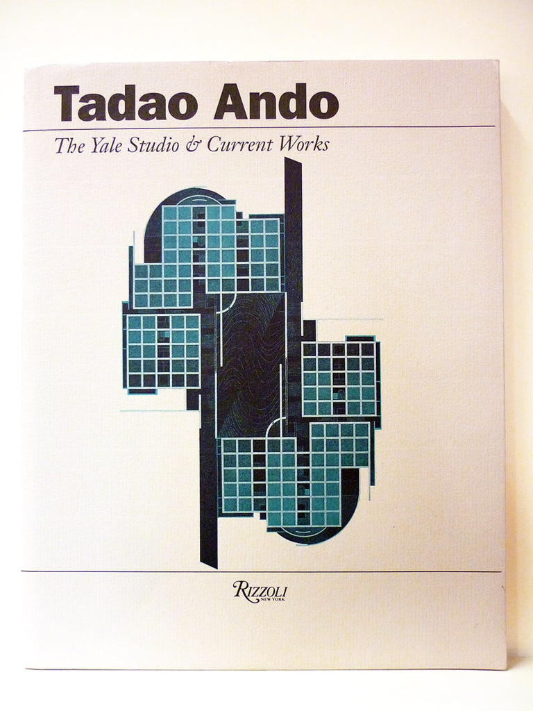ANDO, Tadao - The Yale Studio and Current Works