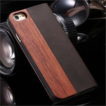 Why should you consider a wooden phone case?