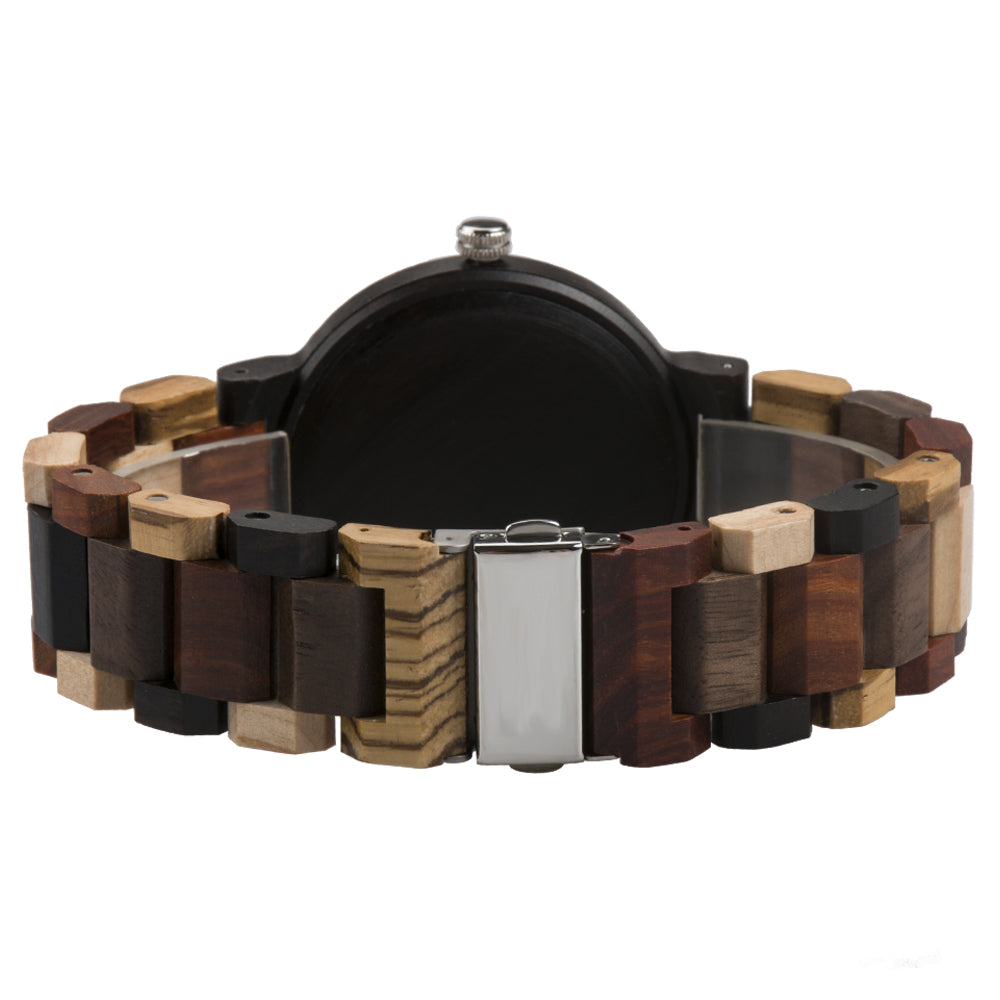 All Wood Watch // Bewell - EWS Confuse