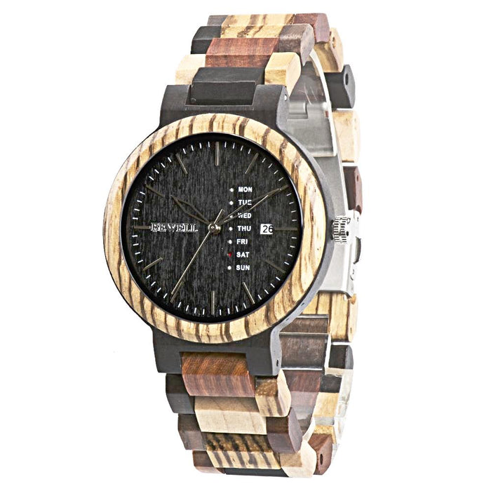 All Wood Watches Confuse By EWS For Charismatic Men. Confuse is the best choice for engraved wooden watches for men. Also, it is the best gifts idea for Father's Day, Wedding, Birthday, Christmas and Anniversary.