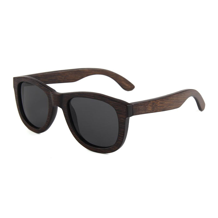 Walnut frames with Smoke polarized lens B 2018