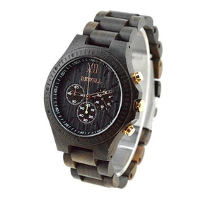 Amazing Luxurious Wooden Watch For Men - Www.EverythingWood.Store