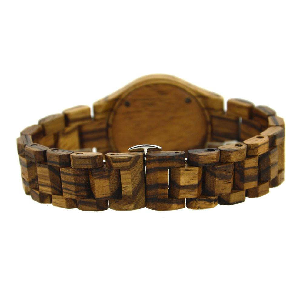 Women Wooden Watch Luxury Design Zs-W100 Al - Www.EverythingWood.Store