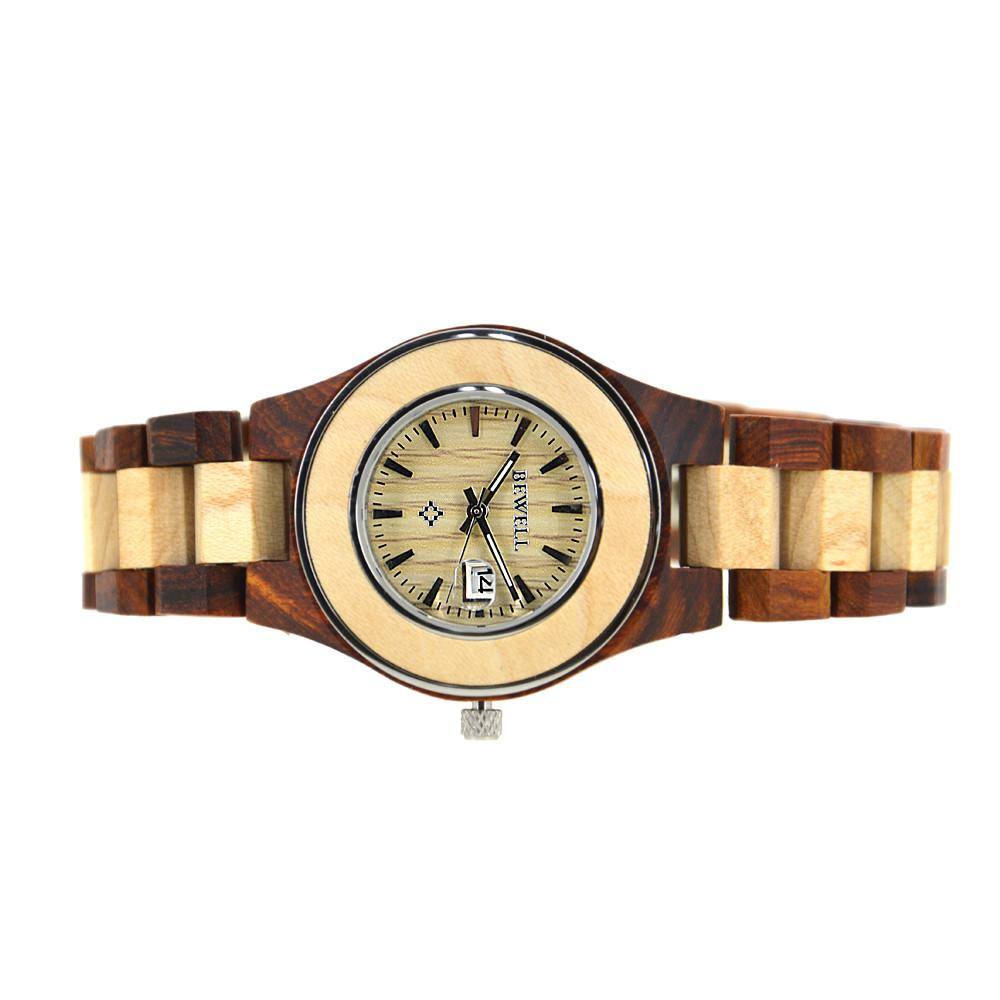 Wooden Luxury Watch-ZS-W100AL - Www.EverythingWood.Store