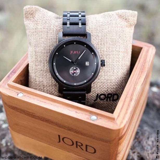 JORD HYDE SERIES - EBONY & IRON - EWS Custom Gifts - Everything Wood Store