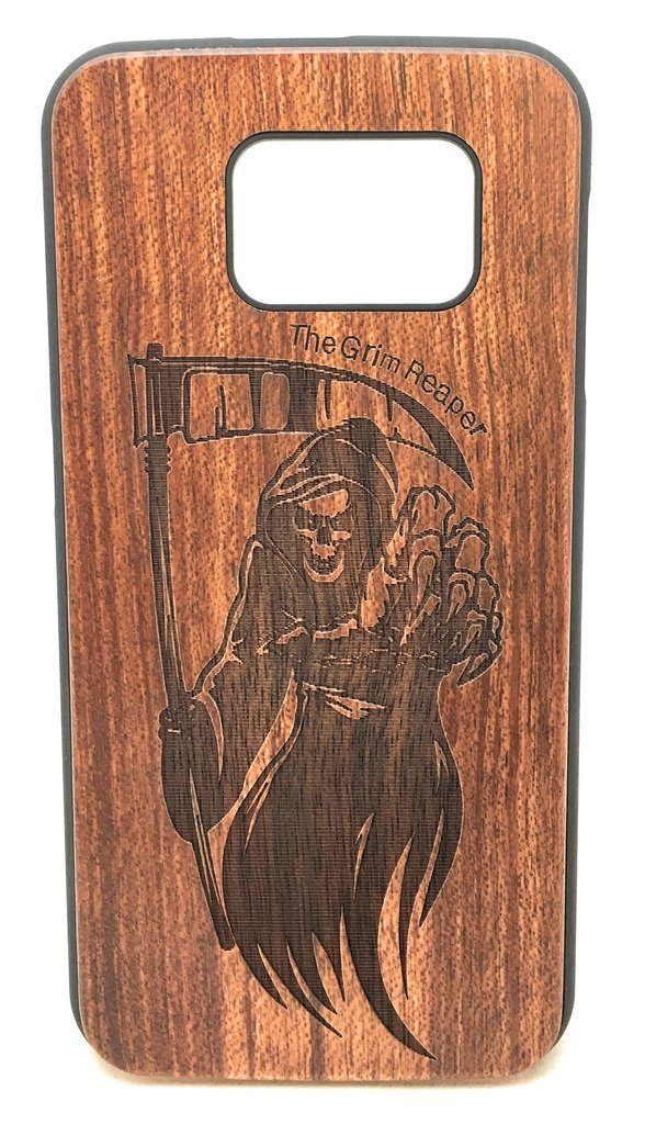 Samsung Galaxy S8, SPlus and Note 8 Design Wood Case - Www.EverythingWood.Store
