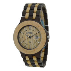 Wooden Luxury Watch-W080A - Www.EverythingWood.Store