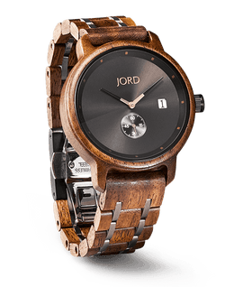 JORD HYDE SERIES - WALNUT & BLACK - EWS Custom Gifts - Everything Wood Store