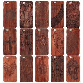 Design Wood Case for iPhone - Www.EverythingWood.Store