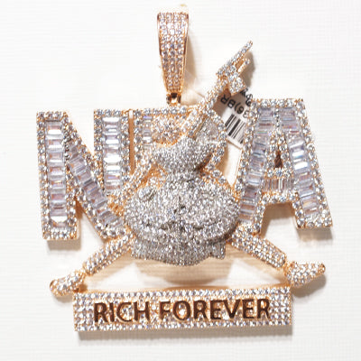 RICH FOR EVER