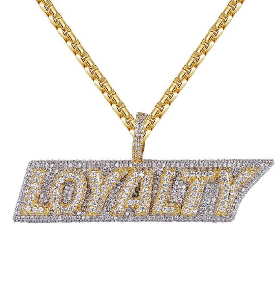 Loyalty pendant