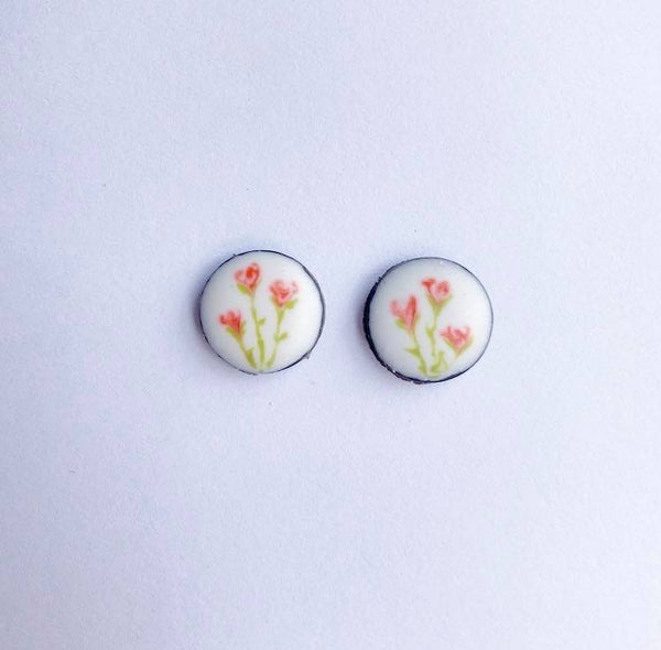 Bloom Collection: White Floral 5 - Gemnesis