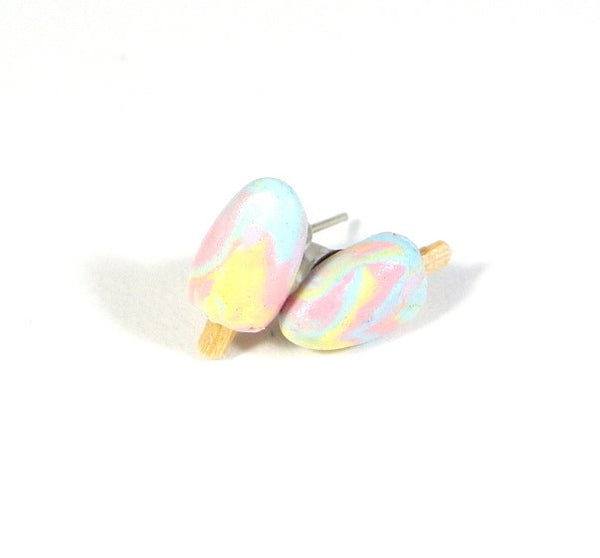 Paddlepop Ice Cream Ear Studs - Gemnesis